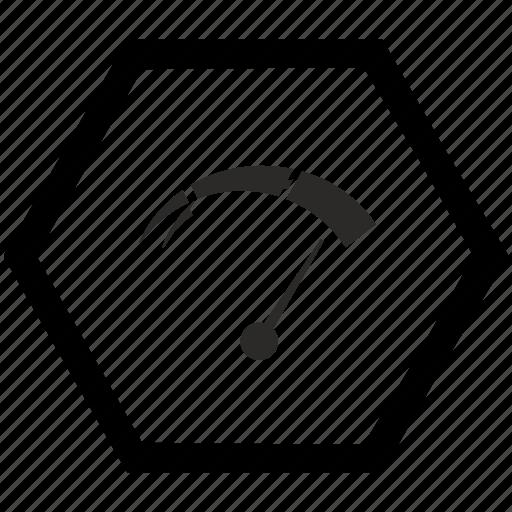gasoline, sensor icon