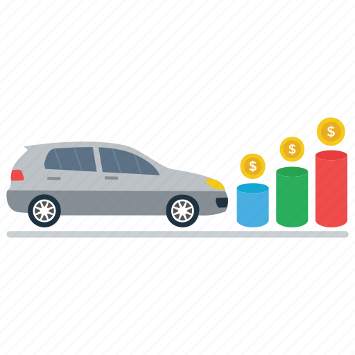 Car Cost Car Price Car Ranking Car Value Vehicle Ratings Icon
