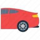car, convertible car, personal car, transport, vehicle icon