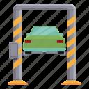 car, lifting