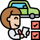 car, checkup, maintenance, service, garage