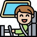 driving, safety, car, vehicle, transportation