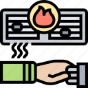 heater, temperature, air, conditioning, control