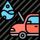 oil, engine, change, service, garage