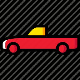 car, part, pickup, vehicle icon