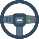 car, driving, part, vehicle, wheel icon