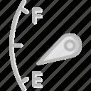 fuel, car, indicator, part, vehicle