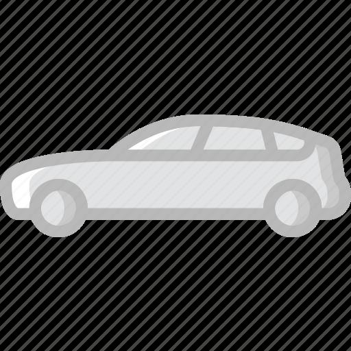 car, hatchback, part, vehicle icon