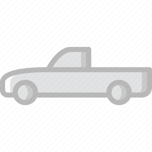 car, part, pickup, vehicle icon