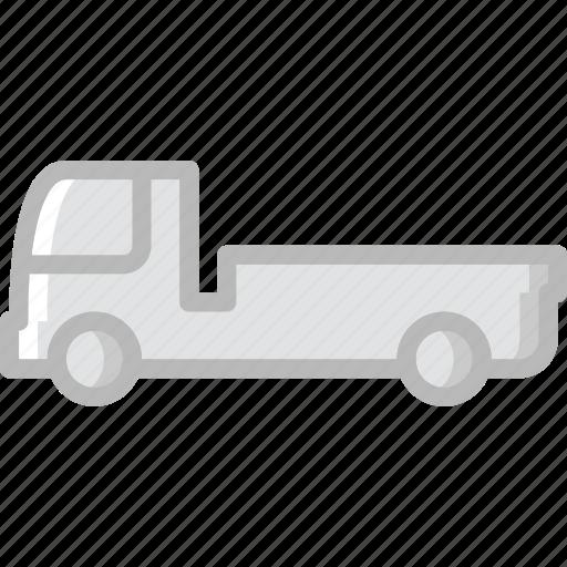 car, mini, part, truck, vehicle icon