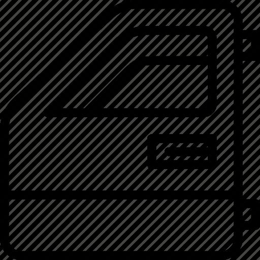 Car, door, front, part, vehicle icon - Download on Iconfinder