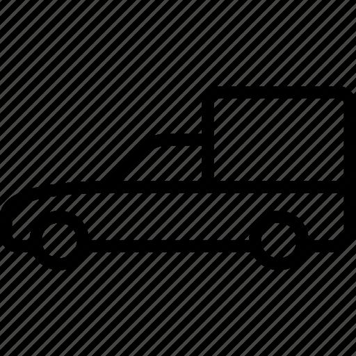 car, cargo, part, vehicle icon