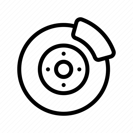 Auto, brake, car, disc, part, wheel icon - Download on Iconfinder