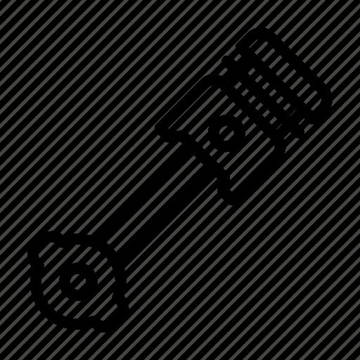 Auto, car, engine, fuel, part, piston icon - Download on Iconfinder