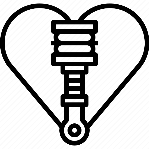 airride, cars, coilover, heart, love, tuning, yumminky icon
