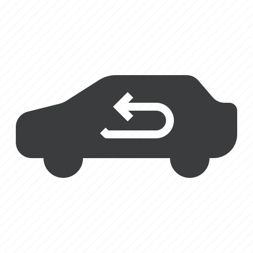 ac, air, car, circulation, conditioner, recycle, vehicle icon