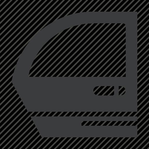 car, door, open icon