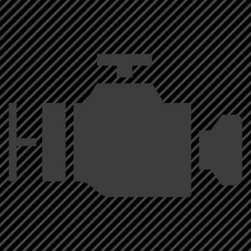automobile, car, engine, part, service, vehicle icon