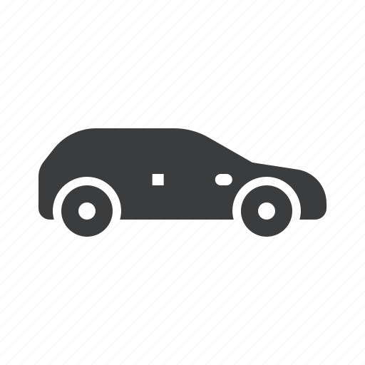 auto, car, hatchback, transport, travel, vehicle icon