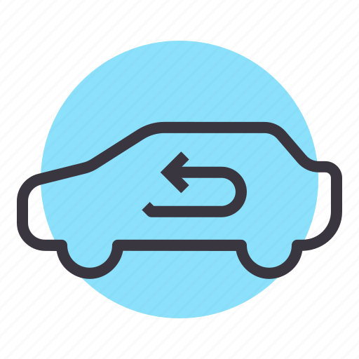 Ac, air, car, circulation, conditioner, recycle, vehicle icon - Download on Iconfinder