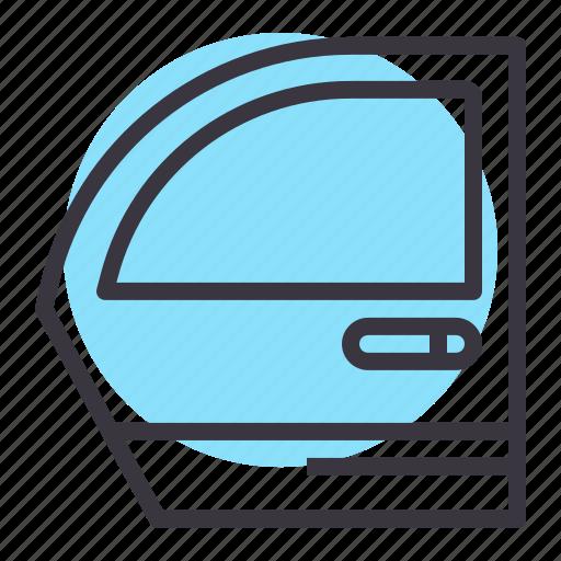 Car, door, open icon - Download on Iconfinder on Iconfinder