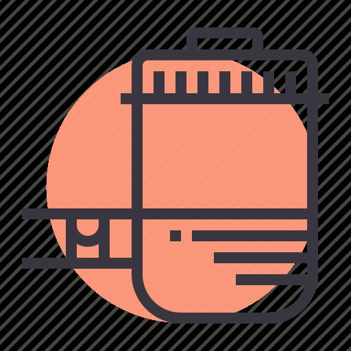automobile, car, fluid, liquid, power, service, steering icon