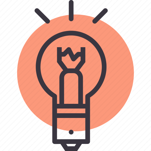 Automobile, bulb, car, headlight, lamp, part, vehicle icon - Download on Iconfinder