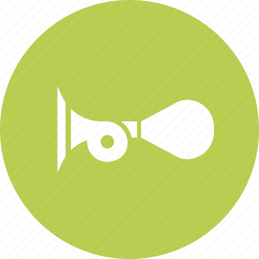 blow, car, horn, traffic, vehicle icon