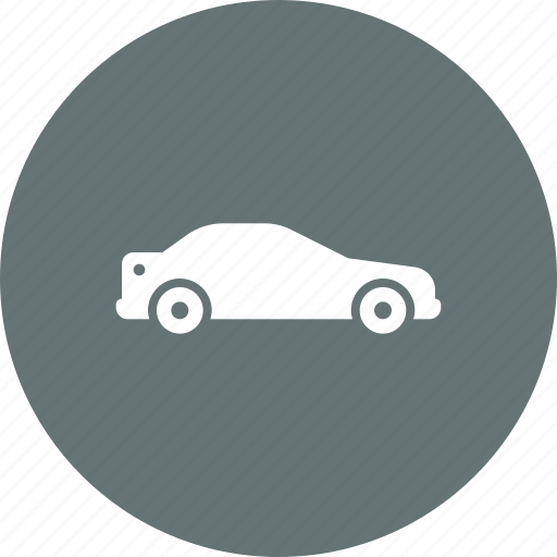 auto, car, coupe, sedan, transport, vehicle icon