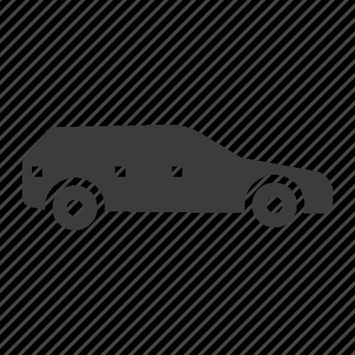 car, muv, station, transport, van, vehicle, wagon icon