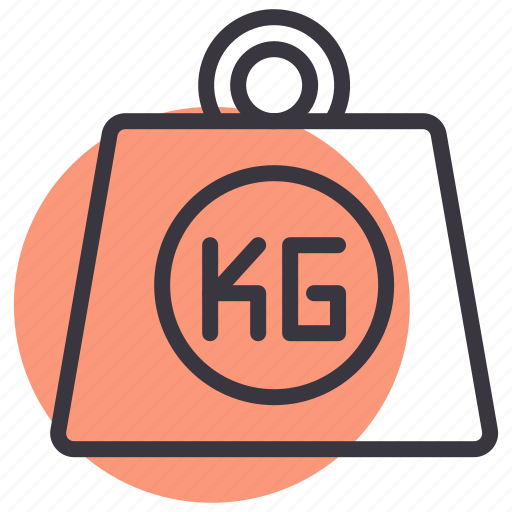 capacity, kerb, kg, lab, pound, weight icon