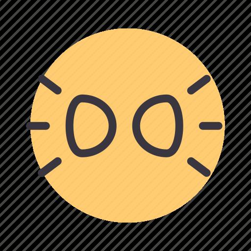 car, indicator, light, side, sidelights icon