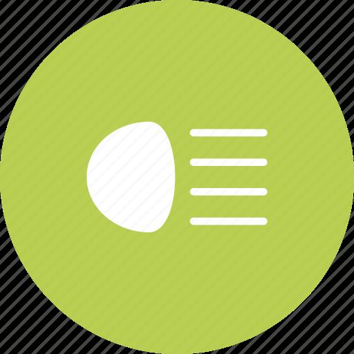 beam, bulb, car, headlight, lamp, light, spotlight icon