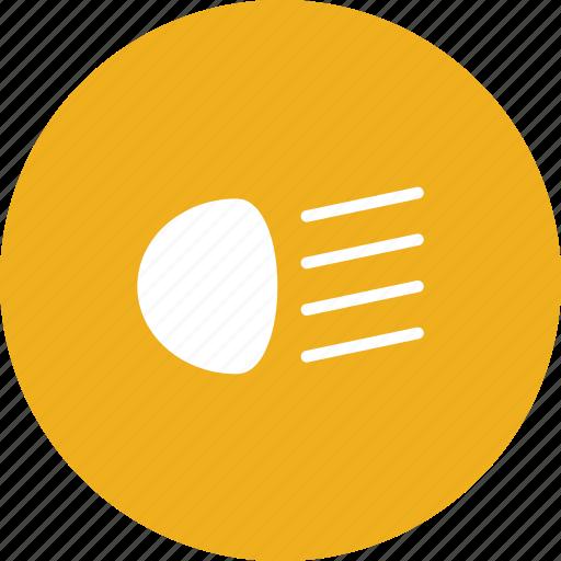 beam, bulb, headlamp, high, lamp, light, spotlight icon