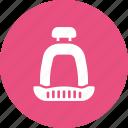 car, seat icon