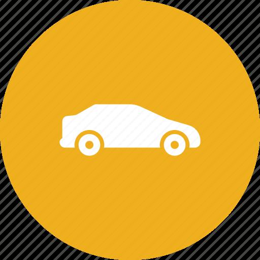 automobile, car, sedan, transport, trave, vehicle icon