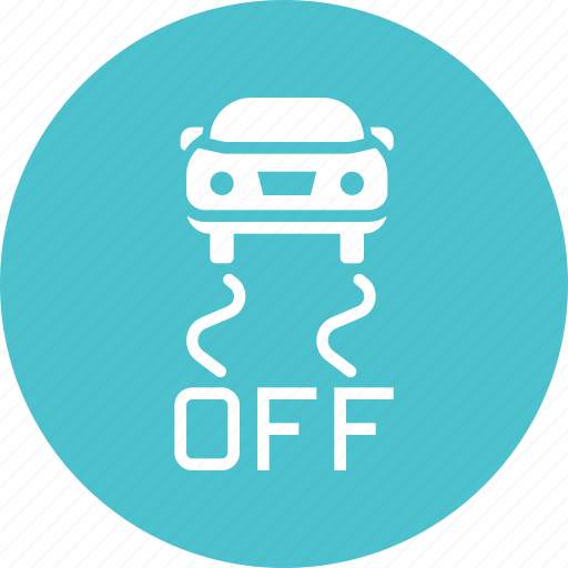 car, control, indicator, light, off, stability, warning icon