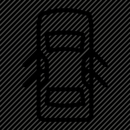 automobile, car, door, doors, open, top, view icon