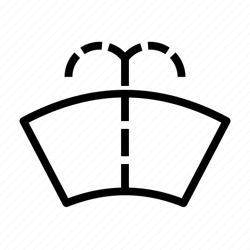 Clean, fluid, liquid, washer, windscreen, windshield, wipe icon - Download on Iconfinder