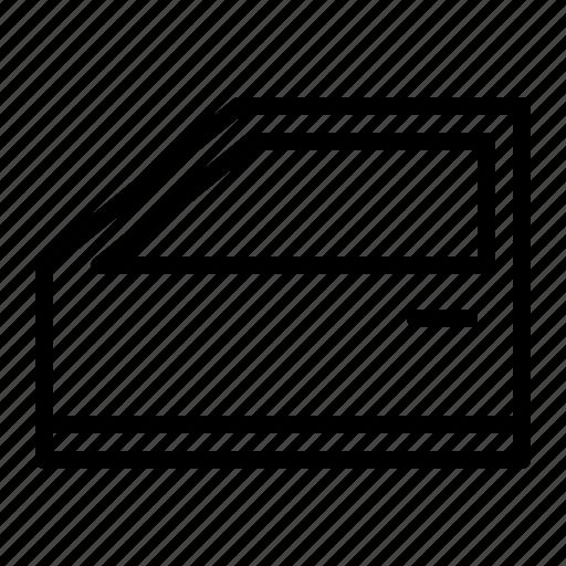Automobile, car, door, parts, repair, service, vehicle icon - Download on Iconfinder