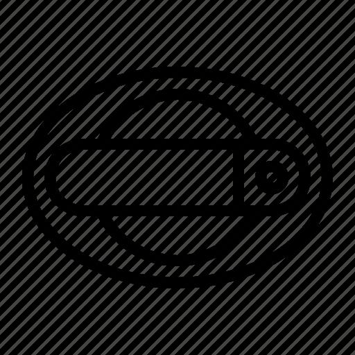 Automobile, car, door, handle, parts icon - Download on Iconfinder
