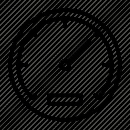 Car, gauge, parts, repair, service, speed, speedometer icon - Download on Iconfinder