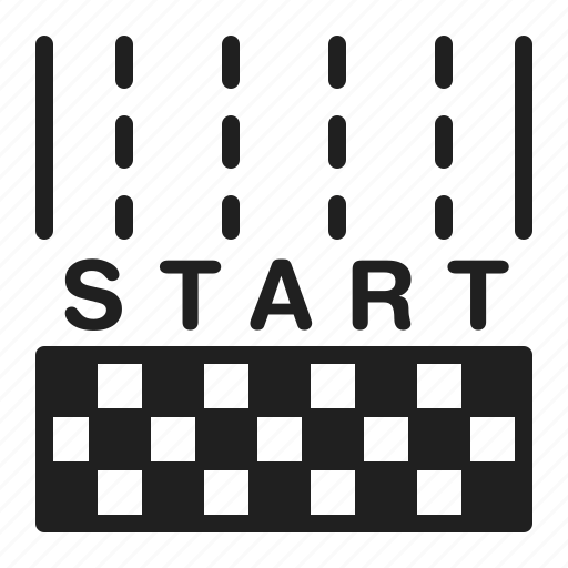 line, start icon