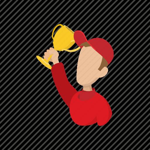 cartoon success cup winner bowl trophies racer icon download on iconfinder cartoon success cup winner bowl trophies racer icon download on iconfinder