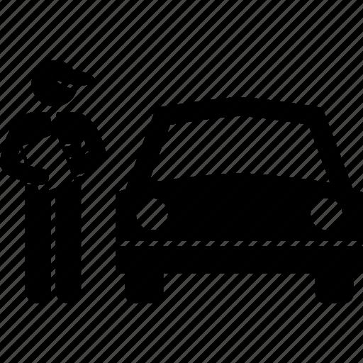 car, check, maintenance, mechanic, repair, technician, workshop icon