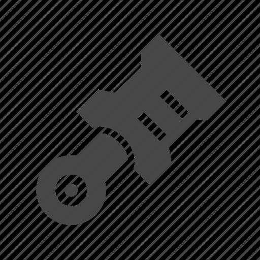 car, piston, repair, service icon