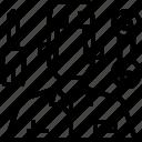 avatar, man, mechanic, people, uniform icon
