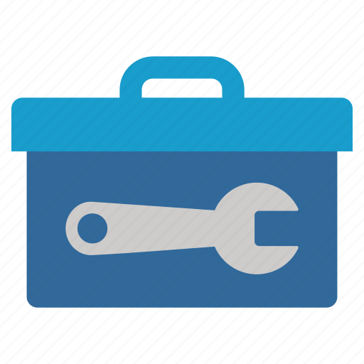 box, equipment, hardware, maintenance, service, toolbox, tools icon