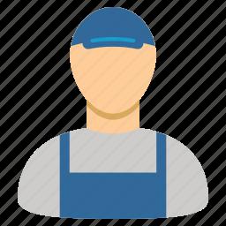 employee, mechanic, professional, repairman, serviceman, technician, worker icon