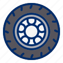 car, rim, road, tire, wheel